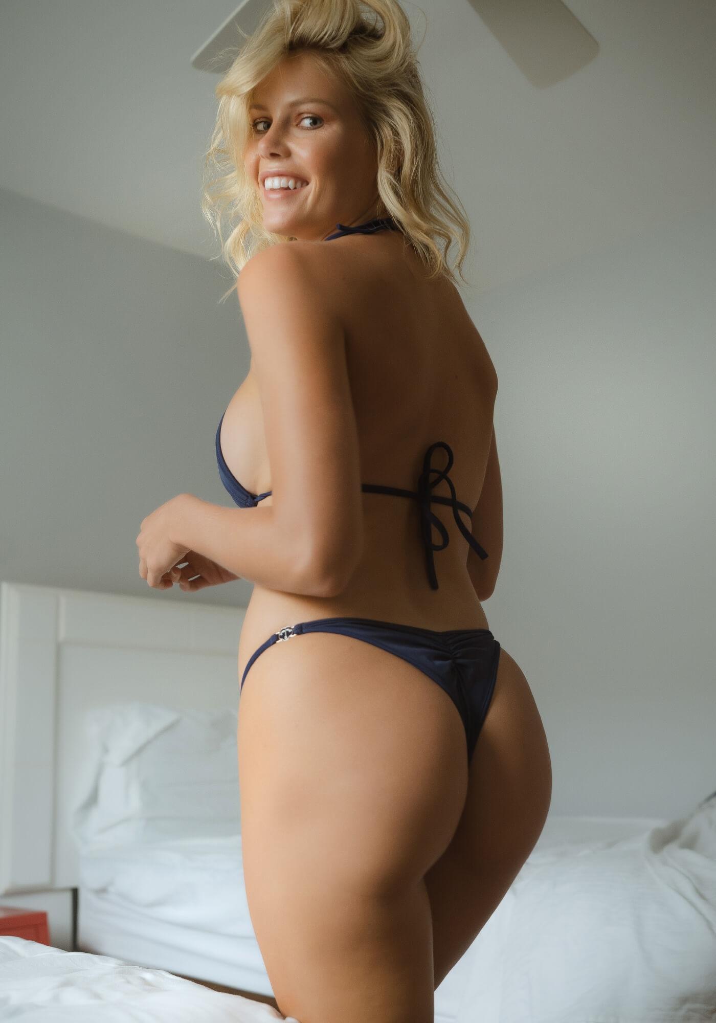 AMAZING budding nudists Capri