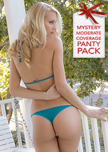 Mystery Color Medium Coverage Panty Gift Set #2 120-0003-00000