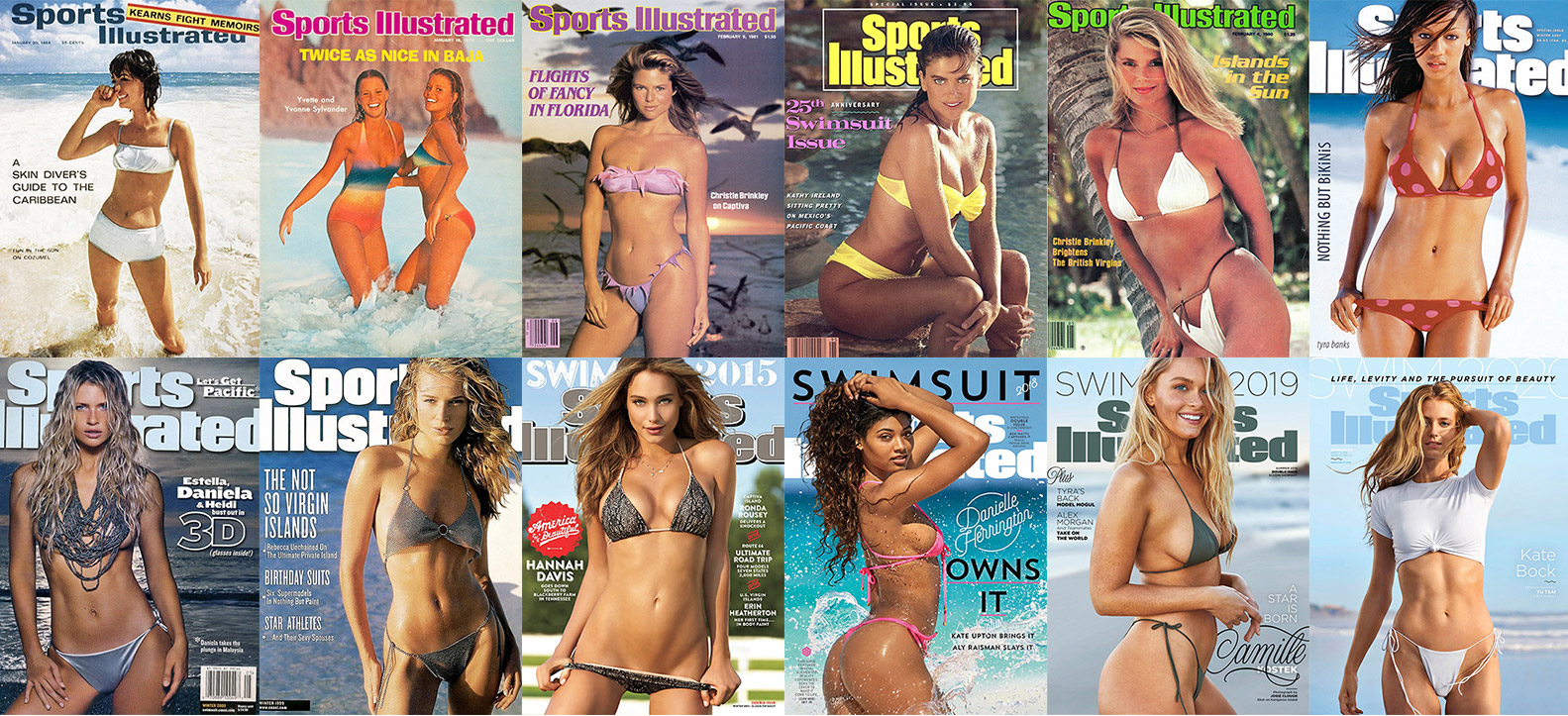 Celebrating Sports Illustrated's Swimsuit Edition