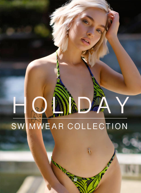 Holiday Swimwear Collection