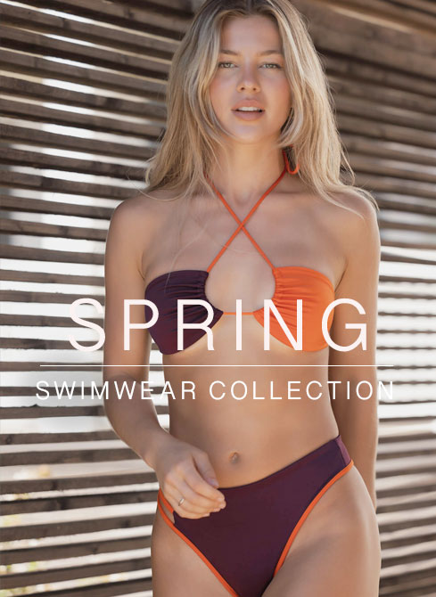 Spring Swimwear Collection