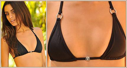 bikini tops triangle bandeau butterfly racerback