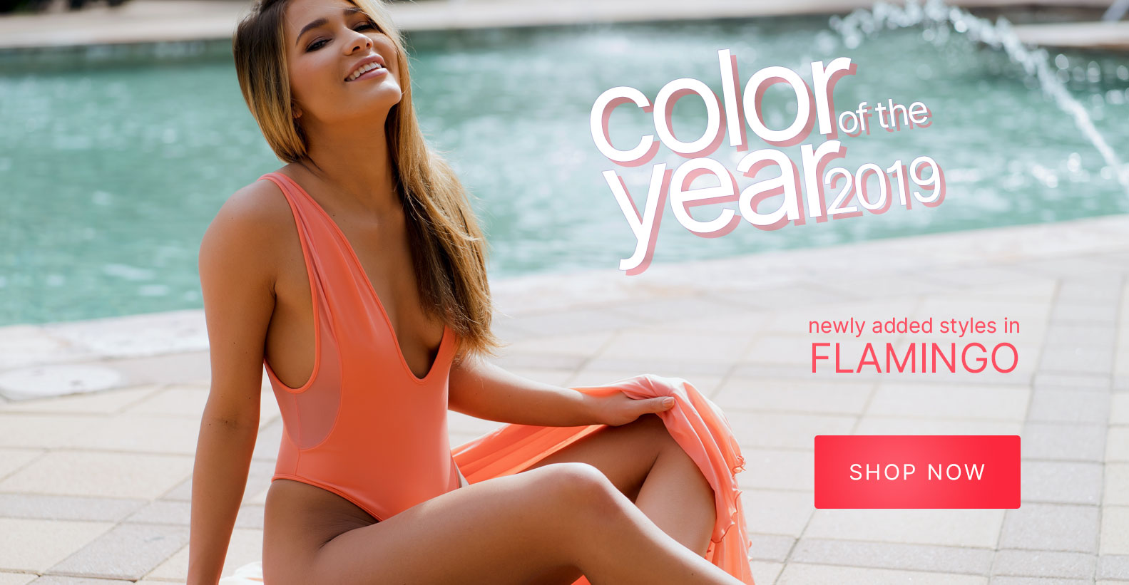 Color of the Year Swimwear