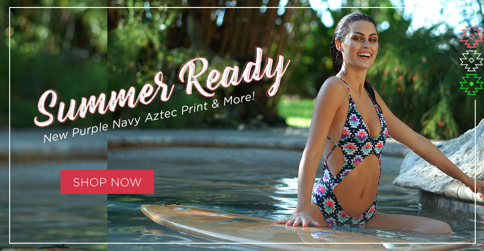 Summer Ready Swimwear Collection