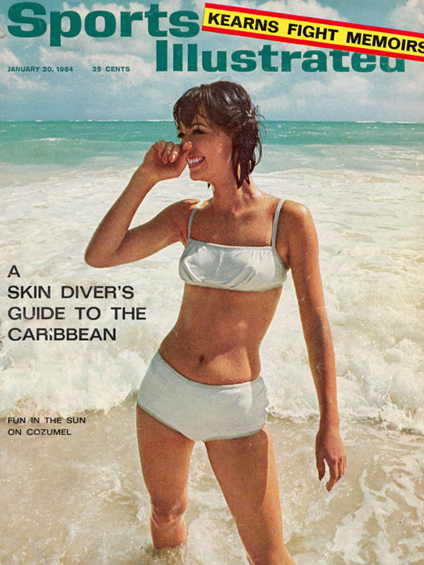 Sports Illustrated Swimsuit Issue Babette March 1964