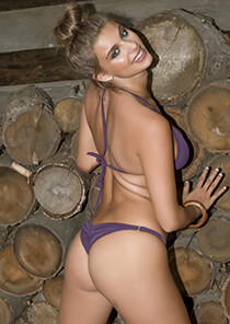 Pucker Bikini in Purple