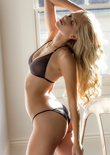 Brazilian Full Pucker Panty In Sensual Black Teenyb
