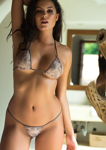 Victoria styles busty black babe pov - 3 part 5